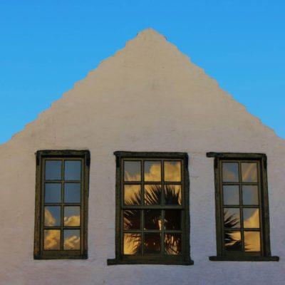 Devonshire Church Reflections - 147 - Roland Skinner Bermuda Photography
