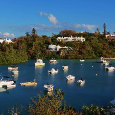 Tucker's Town Cove - 33 - Roland Skinner Bermuda Photography