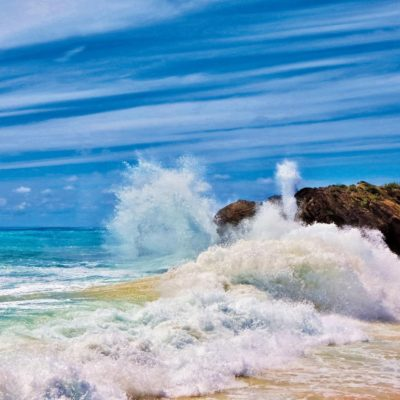 Surf - South Shore - 88 - Roland Skinner Bermuda Photography