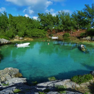 Duck's Puddle - 160 - Roland Skinner Bermuda Photography