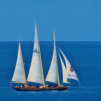 Bermuda Sloop - 32 - Roland Skinner Bermuda Photography