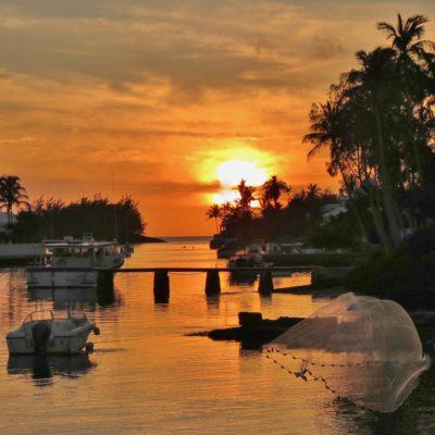 Sunset - Flatt's Inlet - 54 - Roland Skinner Bermuda Photography
