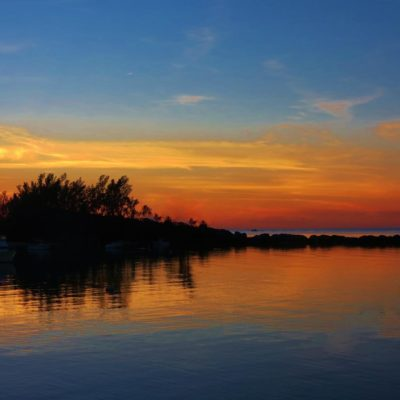 Sunset - Bailey's Bay - 55 - Roland Skinner Bermuda Photography