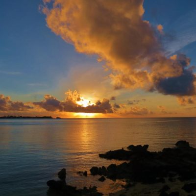 Sunset - Black Bay - 59 - Roland Skinner Bermuda Photography