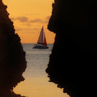 Railway Trail - Sunset - 67 - Roland Skinner Bermuda Photography