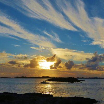 Sunset - Spanish Point - 68 - Roland Skinner Bermuda Photography