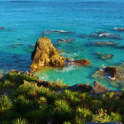 South Shore Rock - 110 - Roland Skinner Bermuda Photography