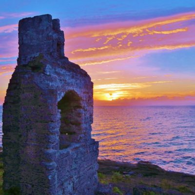 Outerbridge Chimney - Shelly Bay - 134 - Roland Skinner Bermuda Photography