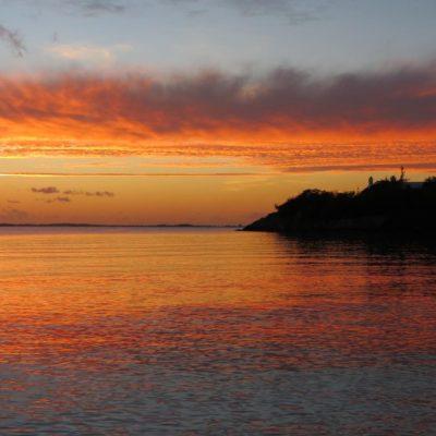 Sunset - Shelly Bay - 142 - Roland Skinner Bermuda Photography