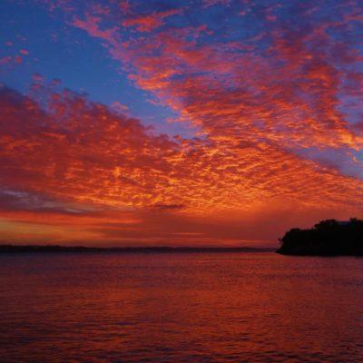 Sunset - Shelly Bay - 143 - Roland Skinner Bermuda Photography