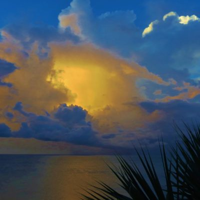 Yellow Cloud - 148 - Roland Skinner Bermuda Photography