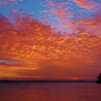 Shelly Bay - Sunset - 161 - Roland Skinner Bermuda Photography